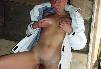 Sexy White jacket