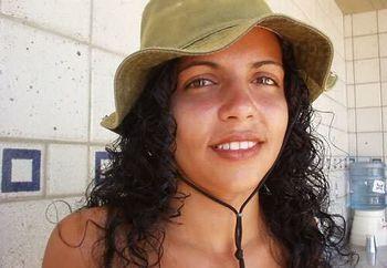 brazilian chick!!