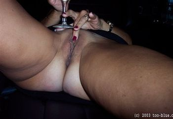 one hot limo ride