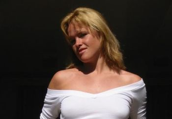 Lisa In The Sun