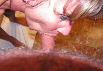 Hot 40 Year Old Wife In Action