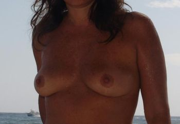 Wife's Nude Vacation
