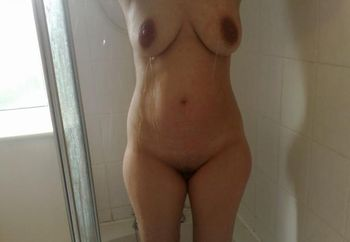 Wife In Th Shower