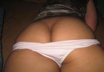 My Wife's Butt