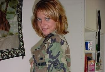 italian girl in my bdu's