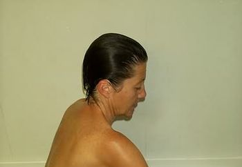 WW: 48 mother of 3 bathing