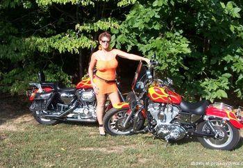 Boomboom The Biker Babe