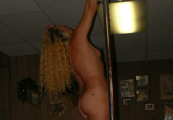 Playing On The Tripper Pole