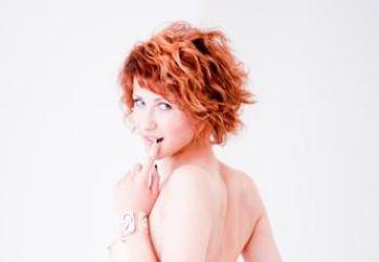 Red Hair Cutie
