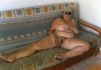 Hairy Wife Vacation #2