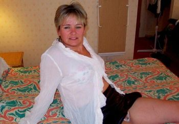 vikki at the local hotel 1