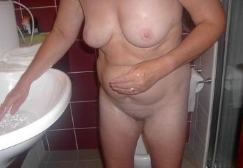 60 year old wife naked