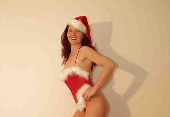 eva say happy christmas #1