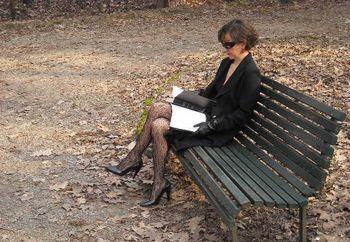 Lettura Al Parco