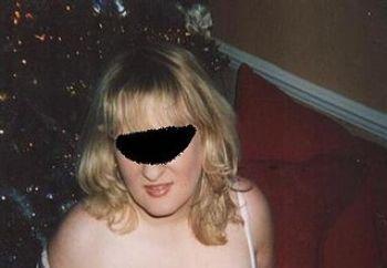 sexy blonde 38dd