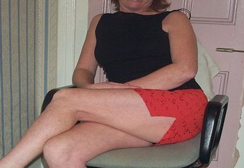 my wife at 45