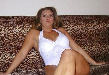 sexy sandi's white teddy