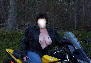 nice tit's & great bikes