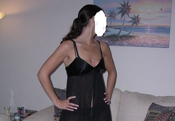 sexy 25yr old in black