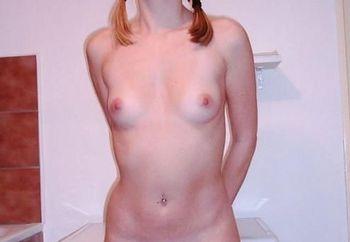 sweet young girlfriend