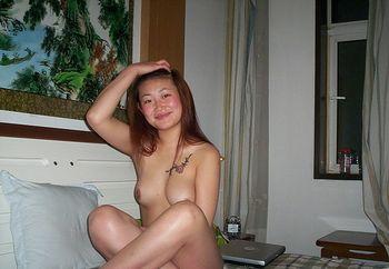 chinese girfriend
