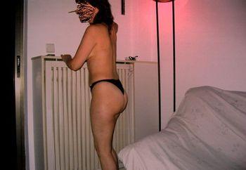 lovely ass..