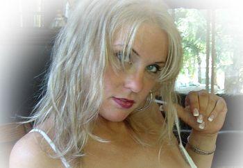 sexy blond g/f