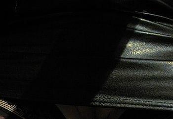 a gf in black