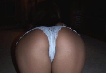 First Time Wife - Booty View