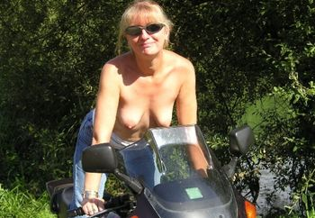 Sexy Motarde