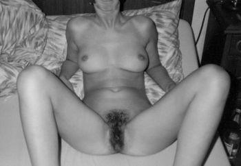Hairy Muschi/ Blank