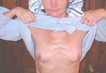 Tiny Titties Milf