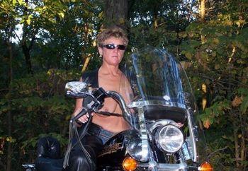 My Biker Lady