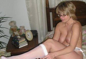 Nicole In Lingerie