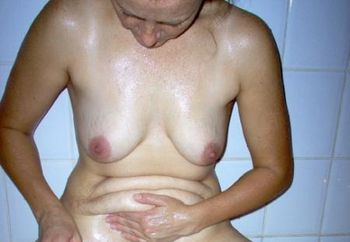 Wife Shaving
