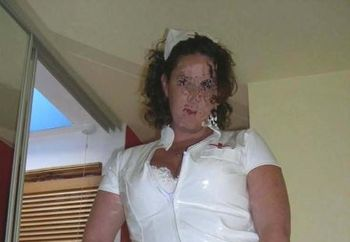 Foxy Uk Nurse