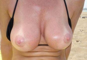 Allison Sexy Black Bikini