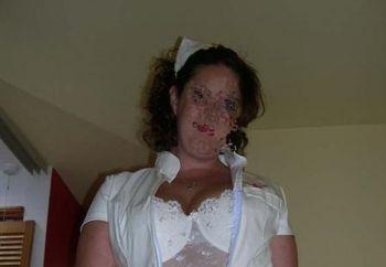 Foxy Nurse Uk Pt 2
