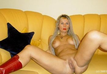 Blonde Wife 44