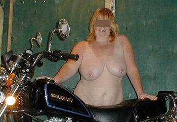 Amature Biker