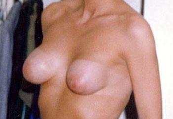Naked In Tub