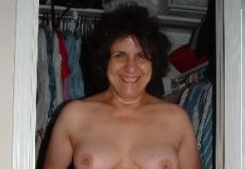 Mrs Barbara Katz Naked!