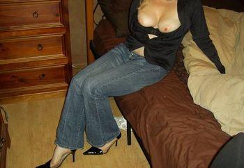 Hot Blonde Oz Wife