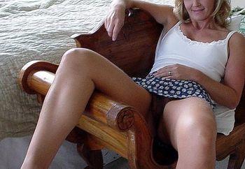 Hot With No Panties