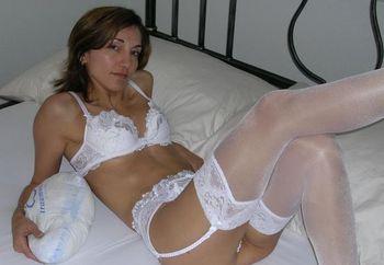 Samantha Posing...