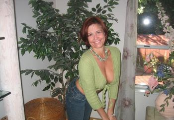 Trudy Lee Just Felt Like Stripping!