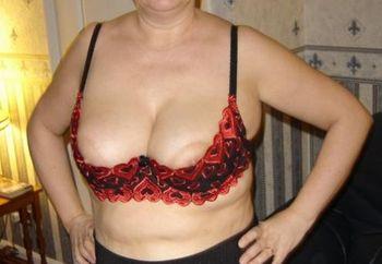 Wifes New Bra
