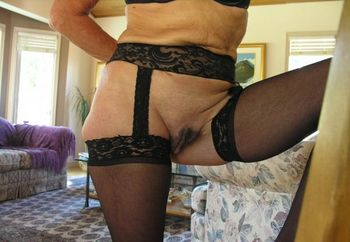 Sexy Mature Wife.