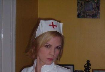Naughty Nurse!
