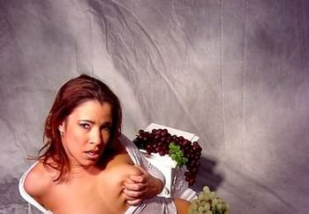 desire with grapes